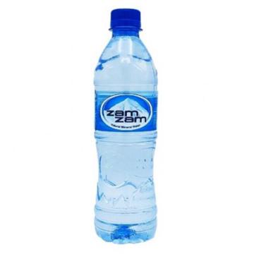 تصویر از آب معدنی 500 سی سی زمزم - شیرینگ 12 تایی