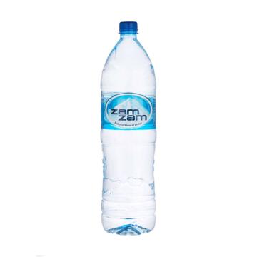 تصویر از آب معدنی یک و نیم لیتری زمزم - شیرینگ 6 تایی