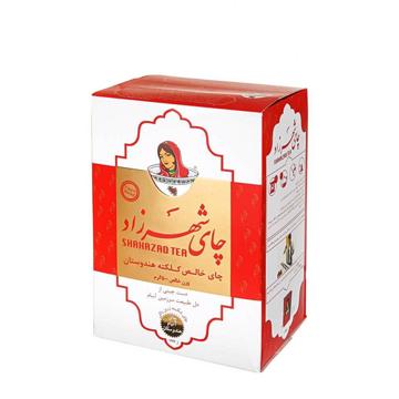 تصویر از چای شهرزاد 500 گرمی قرمز (کلکته هندوستان)
