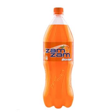 تصویر از نوشابه پرتقالی یک و نیم لیتری پت زمزم - شیرینگ 6 تایی