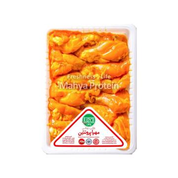 تصویر از بازوی مرغ زعفرانی مخصوص  مهیا پروتئین - 900 گرمی