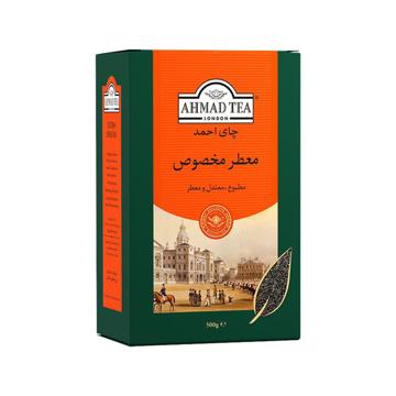 تصویر از چای معطر مخصوص احمد
